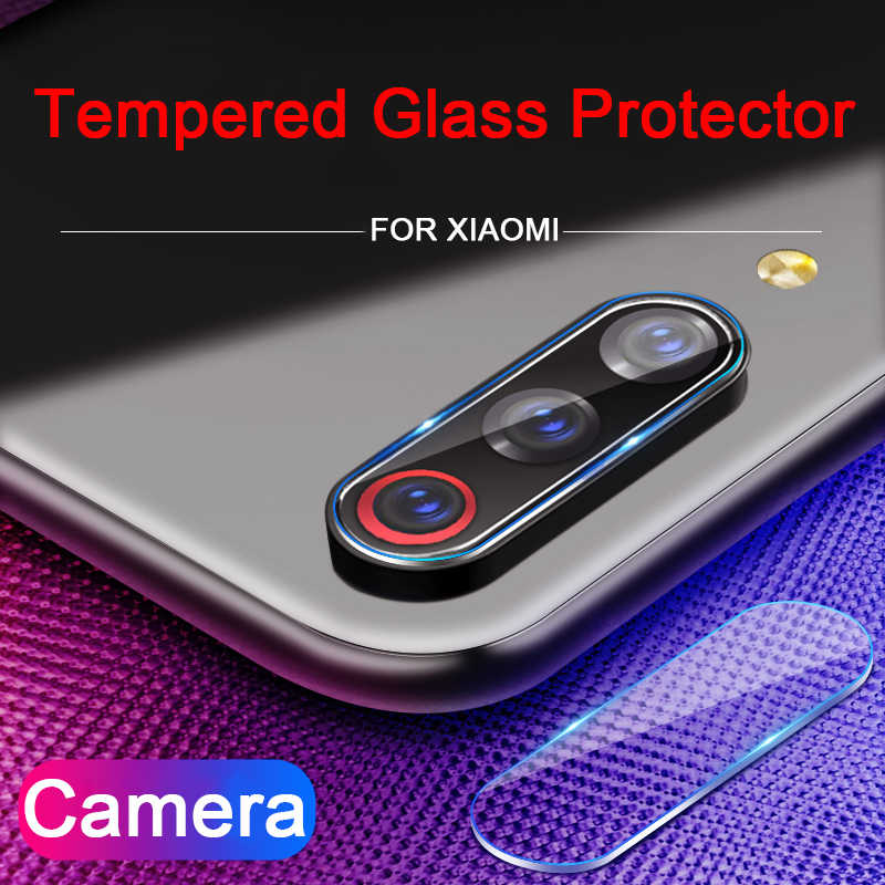 HD Tempered protector for Xiaomi Mi A1 camera lens glass Xiomi Mi A2 9 8 Lite 6X 6 5X 5S 5 Mi5 Mi6 Mi8 Mi9 Max 3 Mix 2S Poco f1