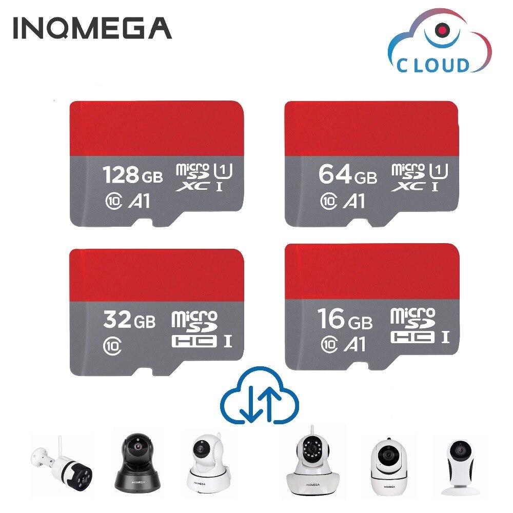 INQMEGA SD Carte Pour Amazon Cloud De Stockage Wifi Cam surveillance de Sécurité À Domicile Caméra IP Pour APP-YCC365