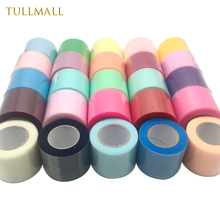 TULLMALL Wedding Decoration Tulle Roll 5cm 25yards DIY Fabric Spool Crafts Home Festival Party Supplies