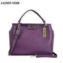 Fashion New Women PU Leather Handbags Litchi ladies Messenger Bag Large Crossbody Bag Brand Designer Tote