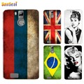 Phone Cases for Oukitel K6000 Pro Love Coffee Audrey Cartoon Girl Clear Transparent Soft TPU For Oukitel K6000 Pro Case Cover