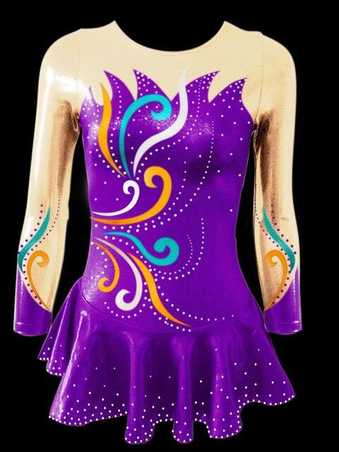 Aliexpress Com Buy Y 0057 Rhythmic Gymnastics