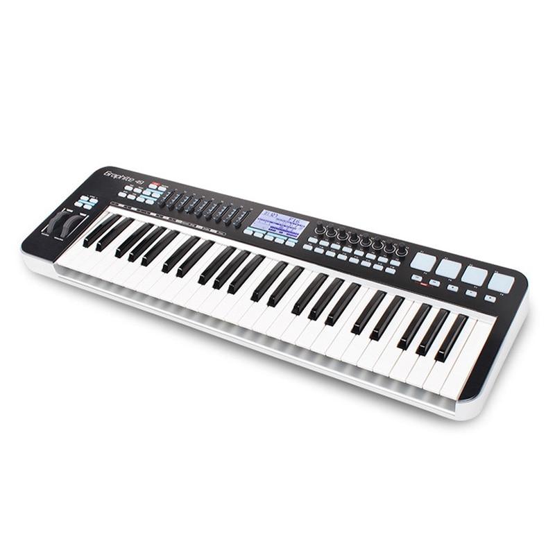 FLASH SALE] WORLDE KS49C 49 Key USB MIDI Keyboard Controller