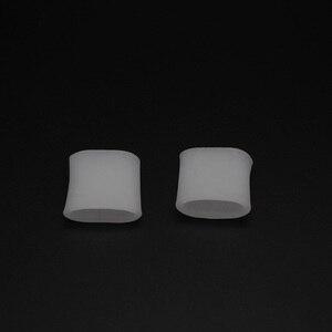Image 5 - 1 пара, силиконовые выпрямители для пальцев ног