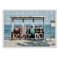 Kpop Home Bangtan Boys BTS FESTA Diy Puzzle Imported From Korean With Free Shipping Jimin Jin