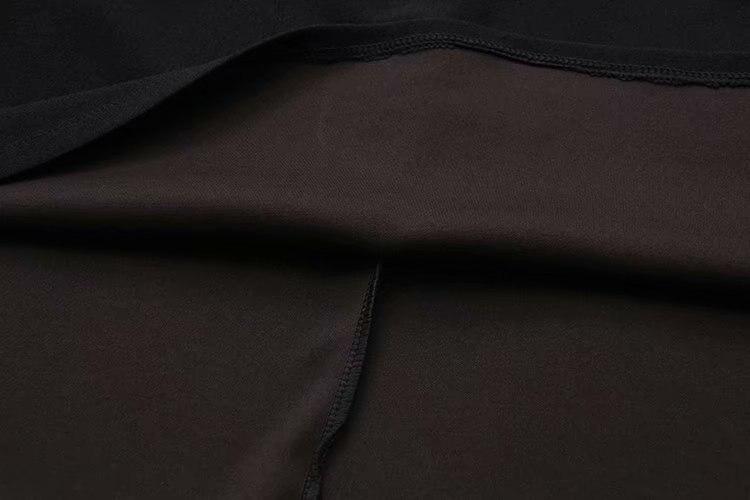 En Vêtements 918 up Longues B5 Printemps De Robes Robe Plus Manches Dentelle Mode Casual Lâche À Femmes Splice Size 2019 xOqfwACn