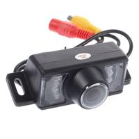 Car Rear View Backup Camera Wide Viewing Angle High Definition Waterproof IR Infrared Night Vision For