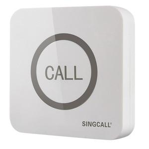 Image 3 - Singcallワイヤレスコールベル、スーパービッグ触れることができるシングルボタン防水機能、APE520