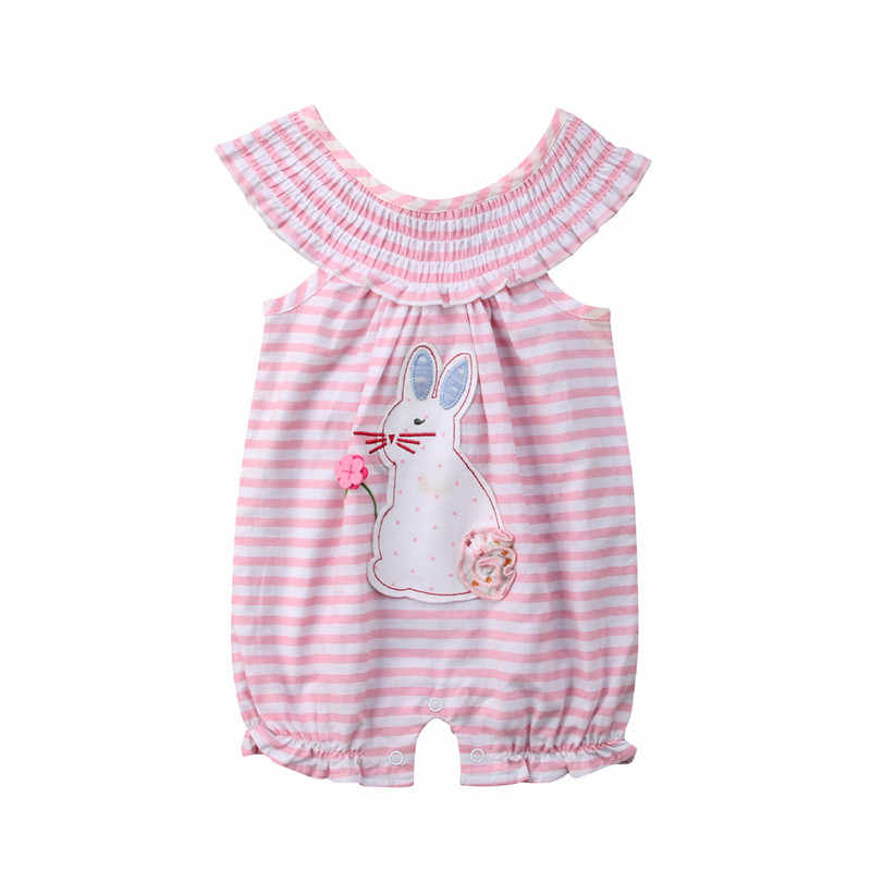 8d070319afb1 Detail Feedback Questions about Newborn Baby Girls Bunny Romper ...
