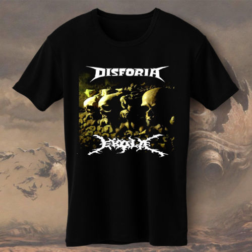 Disforia The Age of Ether Metal essence chaos dream eater T-Shirt S M L XL 2XL