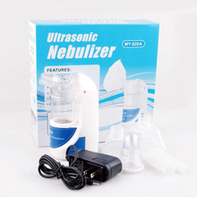 Health Care Ultrasonic Nebulizer Spray Asthma Inhaler Mini Automizer For Children Adult Inhale Nebulizer Aromatherapy Steamer