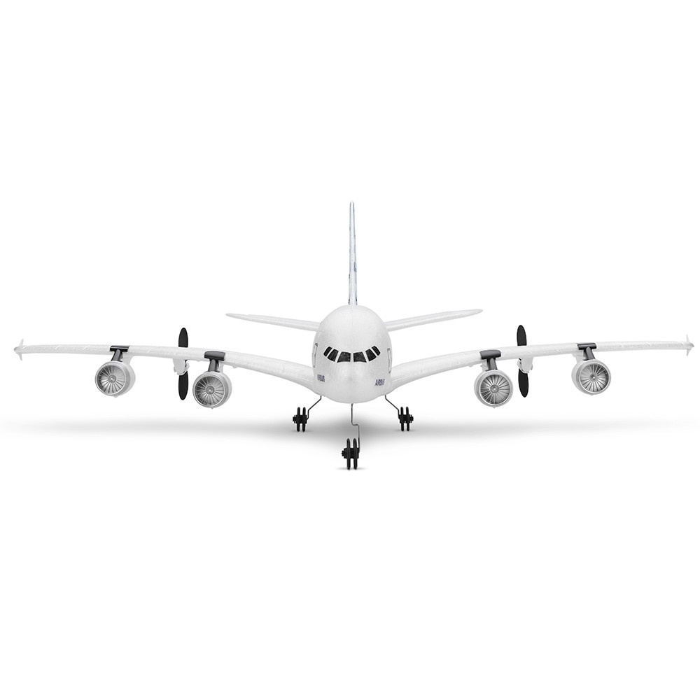 Airbus Plane Remote Control Airplane Fixed wing A380 Model 3CH EPP  Flying Aircraft RTF New Design-in RC Airplanes from Toys & Hobbies