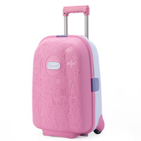 Children's rolling suitcase trolley travel ba student cabin bag trolley
