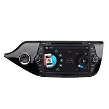 HD 2 din 8″ Car Radio DVD Player for Kia Ceed 2014 With GPS Navigation Bluetooth IPOD TV SWC AUX IN USB