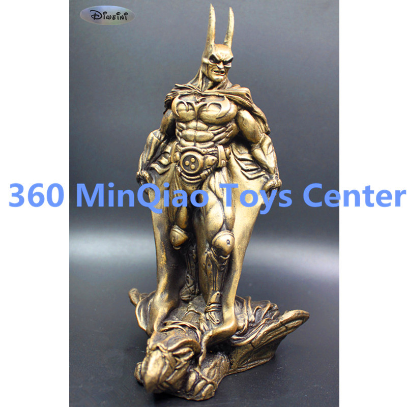 Statue Avengers DC Comics Heroes Series Bust Batman Full-Length Portrait Model Doll Lmitation Copper Decoration RETAIL BOX WU853 batman detective comics volume 9 gordon at war