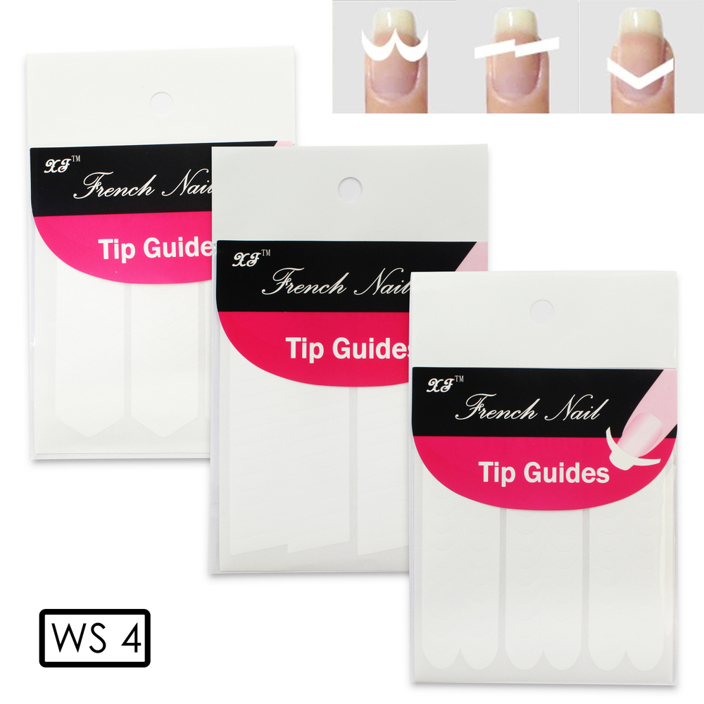 Il 570xn 866624120 Hdq6 Nail Tip Guide French Tips New Diy Art