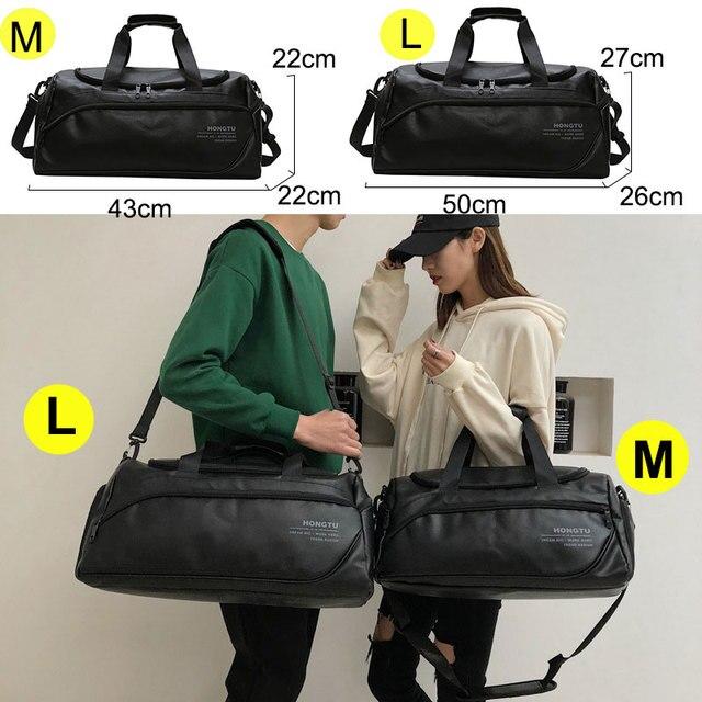Leather Gym Bag 5