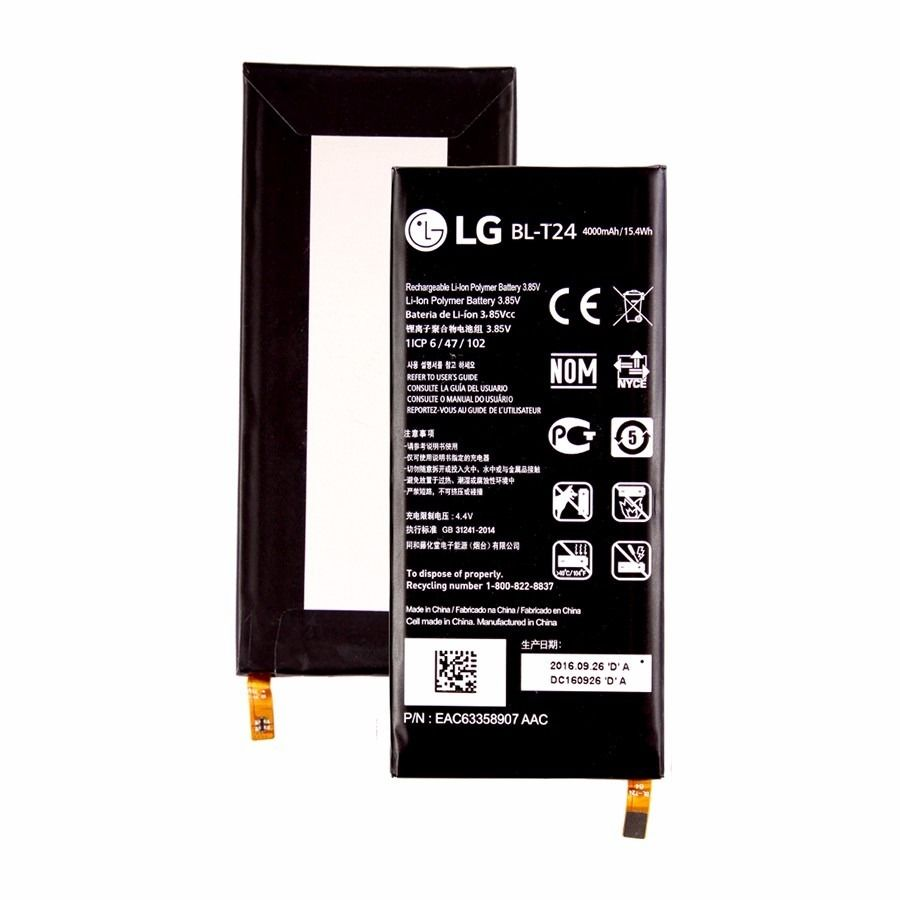 Original LG BL-T24 Internal Battery for LG K220 X Power k220ds k220dsk k220dsz k220y k220z ls755 4100mAh