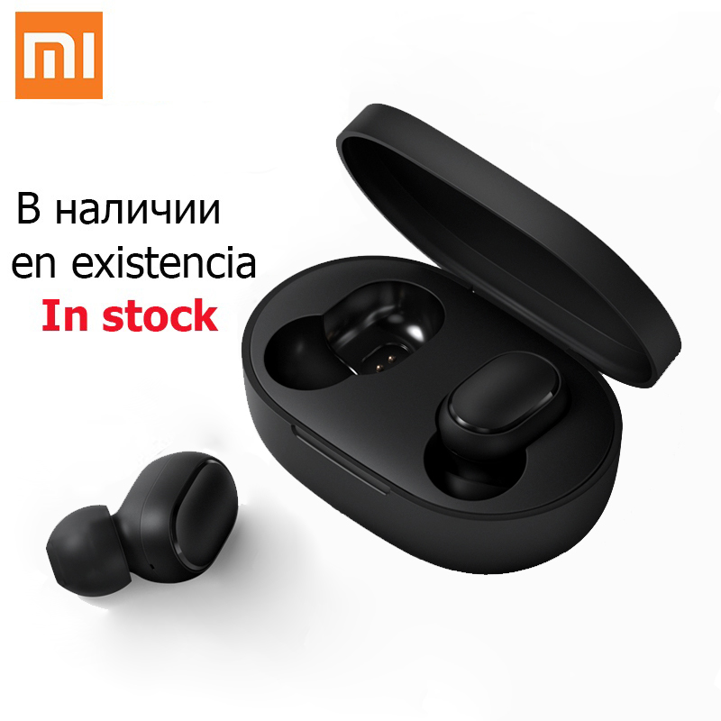 2019 Xiaomi redmi airdots tws earphone VS Mi Sports Bluetooth Headset headsets Wireless Bluetooth Earphones Earbud headpones