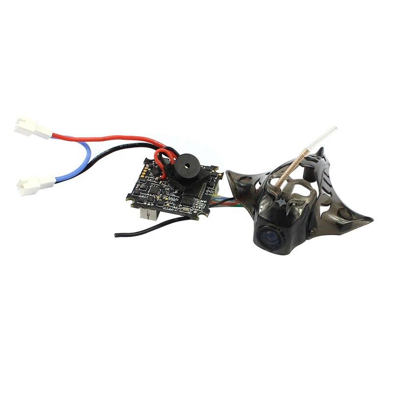 Crazybee F3 Pro Flight Controller Mobula7 V2 Frame Canopy Camera Buzzer SE0802 1 2S Brushless Motor 40mm Props for Mobula 7 - 4