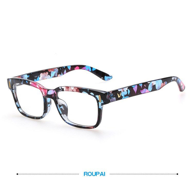 Vintage Brand Design Grade Eyewear eyeglass frames Eyeglasses Eye Glasses Frames For Women Plain optical mirror spectacle frame (15)