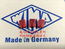 2019 hot sale 10pcs/20pcs German capacitor WIMA MKP2 250V 0.068UF 683 68NF P: 5mm Audio free shipping