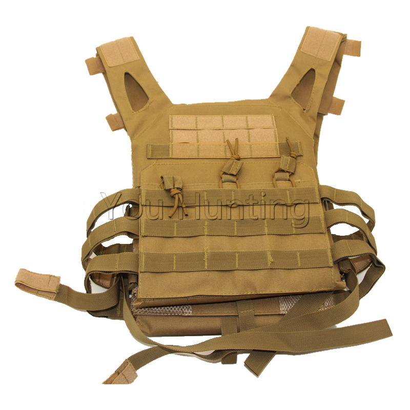 Hunting Clothes Airsoft Shooting Molle Plate Carrier Ammo Chest Rig JPC Vest Tactical Military Waistcoat Protectiove Vest