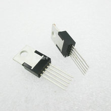 10PCS/Lot LM2596T-ADJ LM2596 TO-220 Linear Switching Regulator New Original Wholesale Electronic