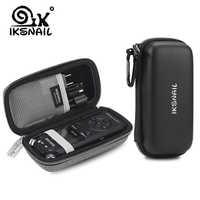 Housse de rangement pour sac de protection professionnelle ikescargot étui pour enregistreur de transport pour enregistreurs vocaux numériques portables TASCAM DR-05