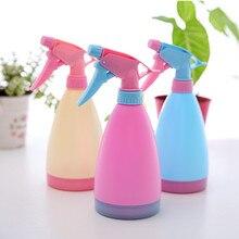 Бутылка с распылителем для воды, пустой пластиковый аэрозольный флакон для полива цветов, распылитель воды для салонных растений