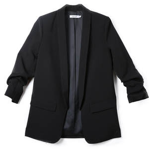 Women Blazers and Jackets Suit White female Coat Talever