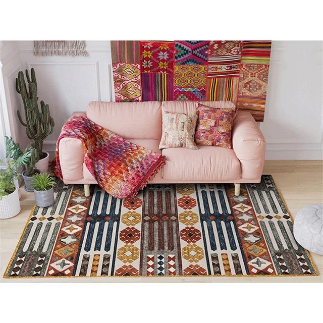 Vintage Classic Geometric Carpets