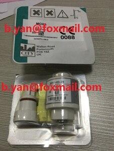 Image 3 - City Technologies capteur 100% original nouvelle date MOX 3 MOX3 AA829 M10 capteur doxygène médical capteur O2