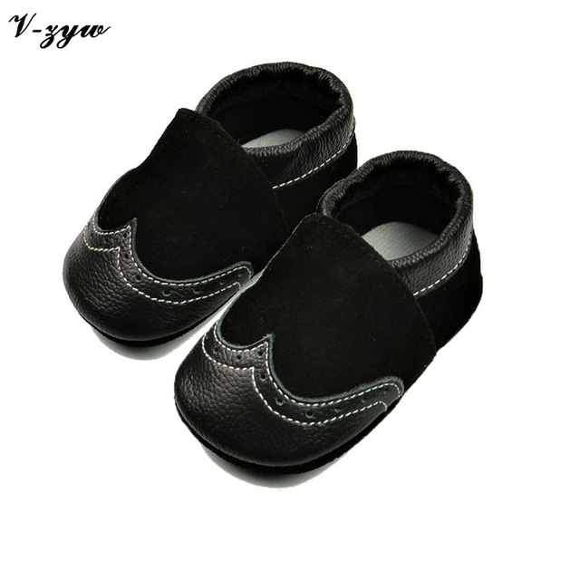 2016 Fashion Baby Walking Shoes Baby First Walkers Spring Autumn Breathable Soft Leather  Boots Boys Infant Shoes Slippers GZ037
