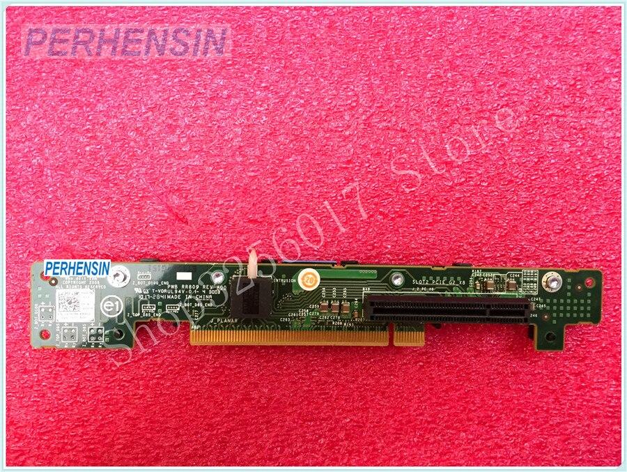Подлинная для Dell PowerEdge R610 pci-e riser доска X387M 0x387 м