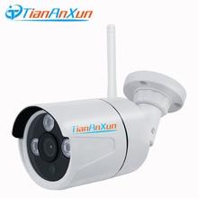 TIANANXUN IP Camera Wifi Audio record Wireless P2P HD surveillance Outdoor security
