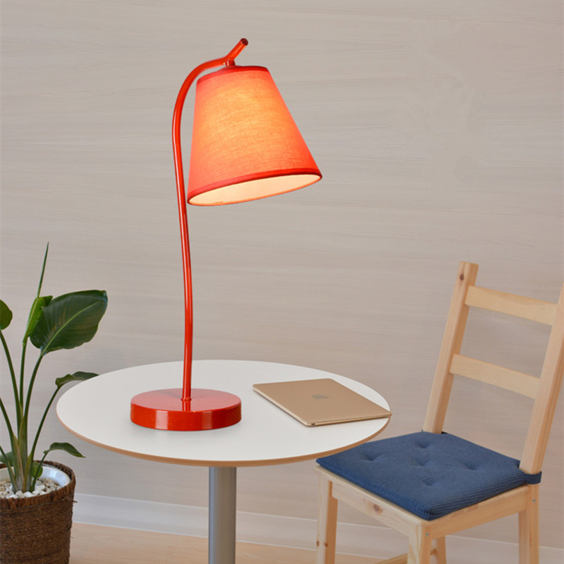 Creative simple table lamp bedroom study light desk bedside lamps E27 table lights indoor lighting night light tuda glass shell table lamps creative fashion simple desk lamp hotel room living room study bedroom bedside lamp indoor lighting