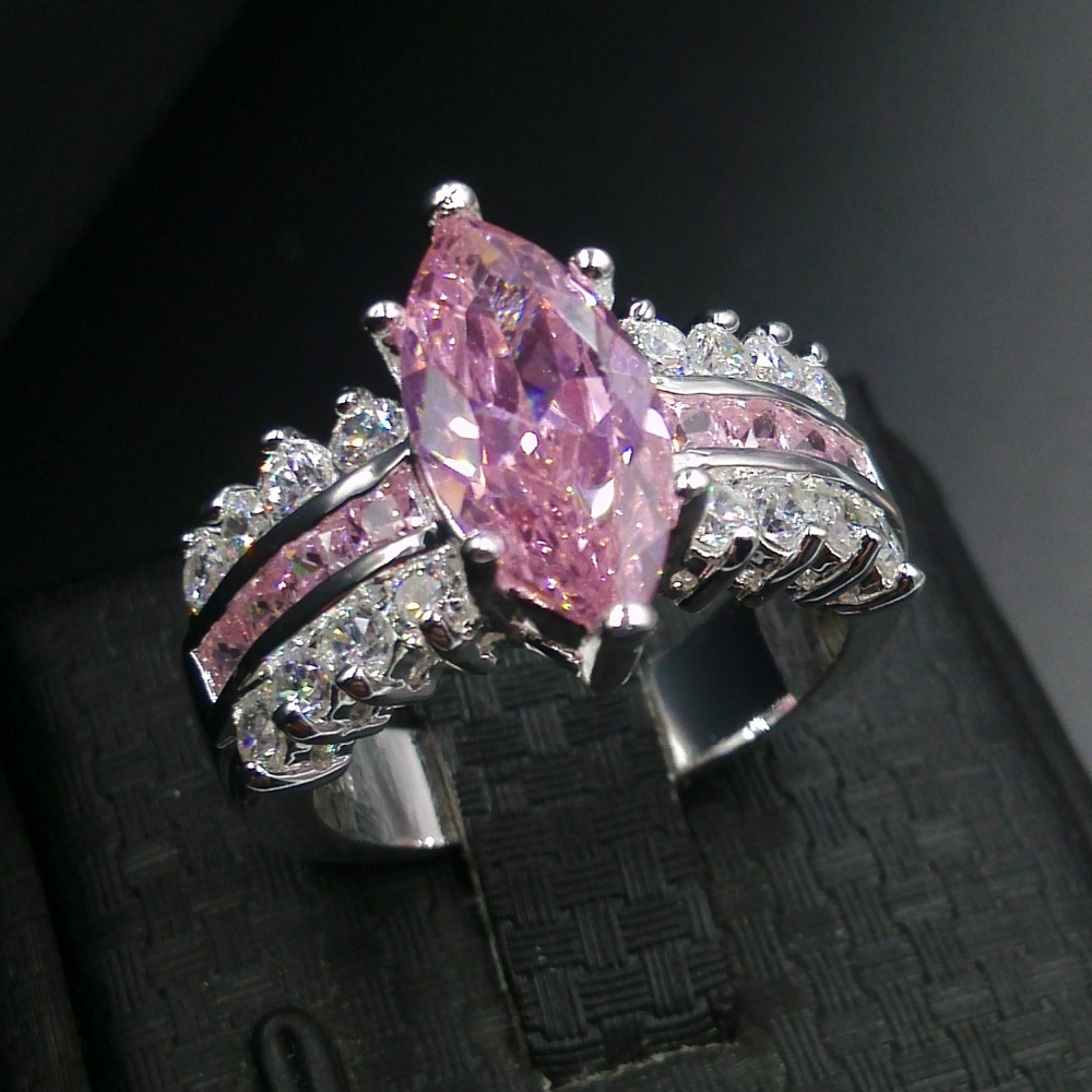 Sapphire And Diamond Ring Band