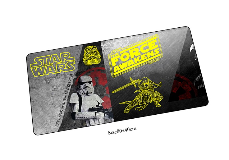 star wars mouse pad HD print pad to mouse notbook computer mousepad High quality gaming padmouse gamer to keyboard mouse mats
