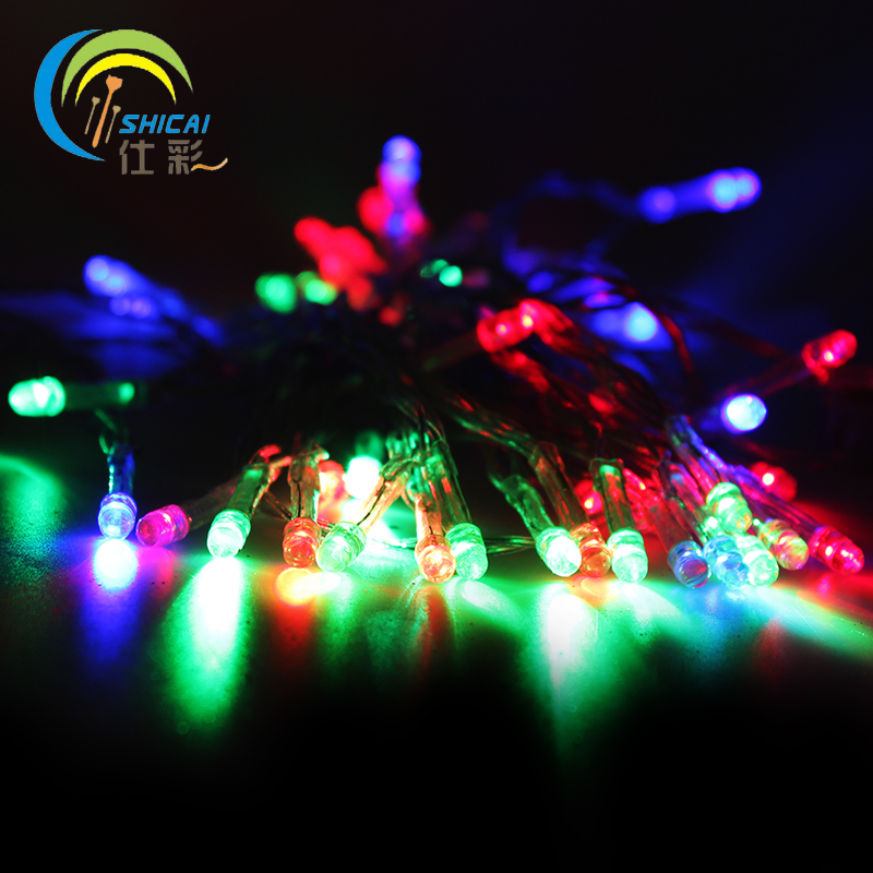 free shipping 3 m led activity lights masquerade party halloween christmas wedding supplies decorative light string