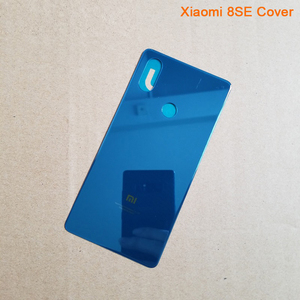 Image 5 - XIAOMI המקורי זכוכית סוללה כריכה אחורית מקרה עבור Xiaomi 8 Mi8 Mi8 SE Mi 8 SE Mi8 SE החלפת אחורי דיור מקרה