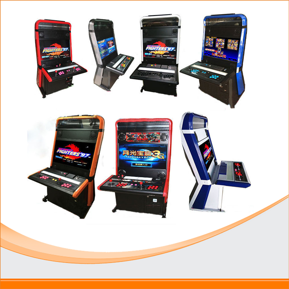 Game zone amusement Multi Pandora Box 4s  arcade game machine r12 sexy game