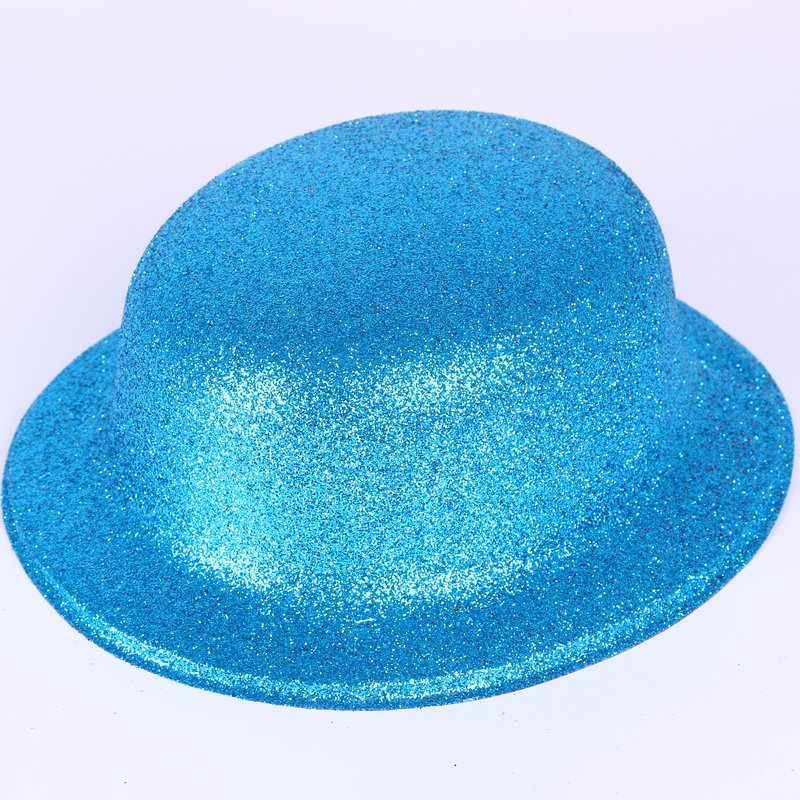 d73d203491221 Classic Color Jazz Hat Masquerade Party Performance Dancing Cowboy Hat for  Kids Adults Halloween Gifts 50pcs lot SD985-in Party Hats from Home    Garden on ...