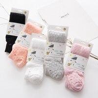 2017 Yeni çocuk Bebek Çocuk Kız Tayt Stocking Pantolon Bahar Yaz Sonbahar Kış Çorap Kızlar 0-5Y için Ücretsiz Gönderi
