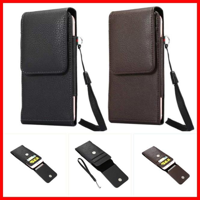 imágenes para Teléfono celular Paquete de La Cintura, para oukitel k10000/k4000 pro/u15 pro/K6000 Pro/c4/U7 Plus Bolsa Bolsa con Correa de la Pistolera del Clip case