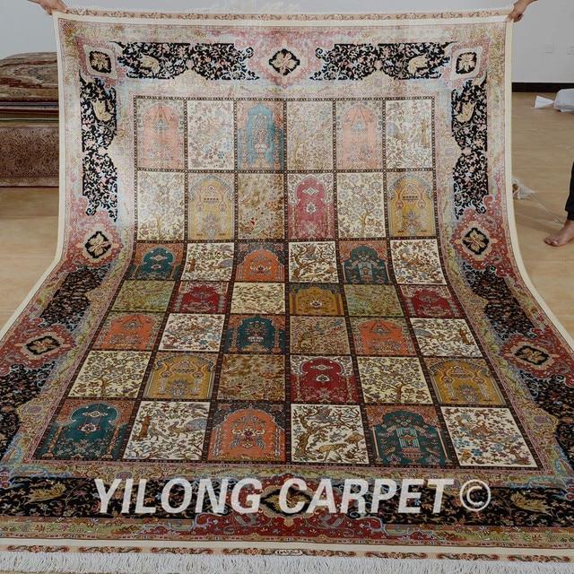 Yilong 6 56 X9 84 Turc Conception Tapis Oriental