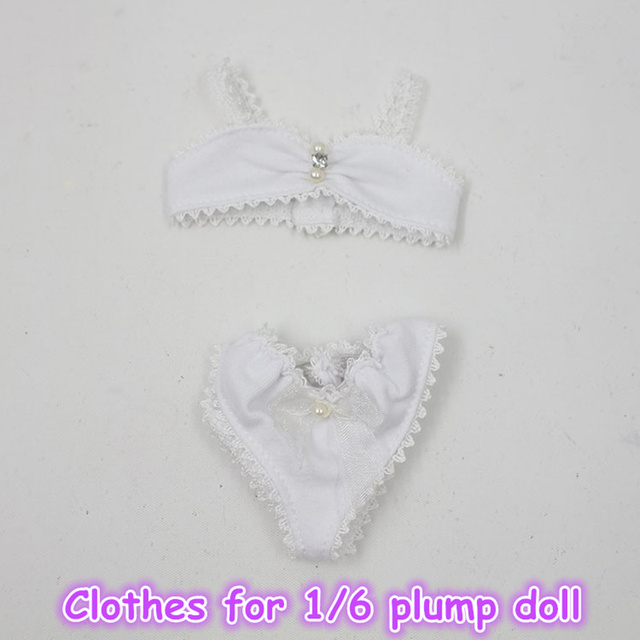 Clothes For For Plump Blyth Underwear  Bra and Brifes