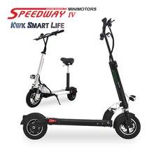 Minimotors Speedway 4 Электрический скутер талант дизайн 52 В 26A e-самокат