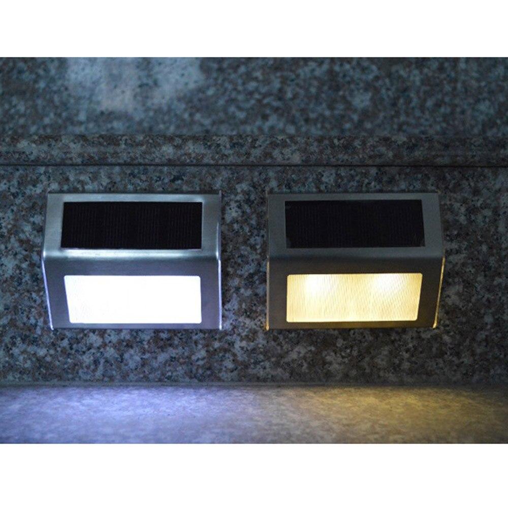 Lâmpadas Solares livre solar powered luzes caminho Usage 4 : Outdoor Solar Lamp