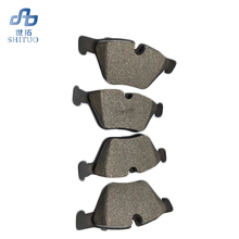 4pcs/set High qualityD engine front brake pads for BMW F10 F11 car